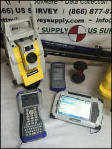 Carlson CR2 w/ Mini2, Surveyor2, and Supervisor Tablet